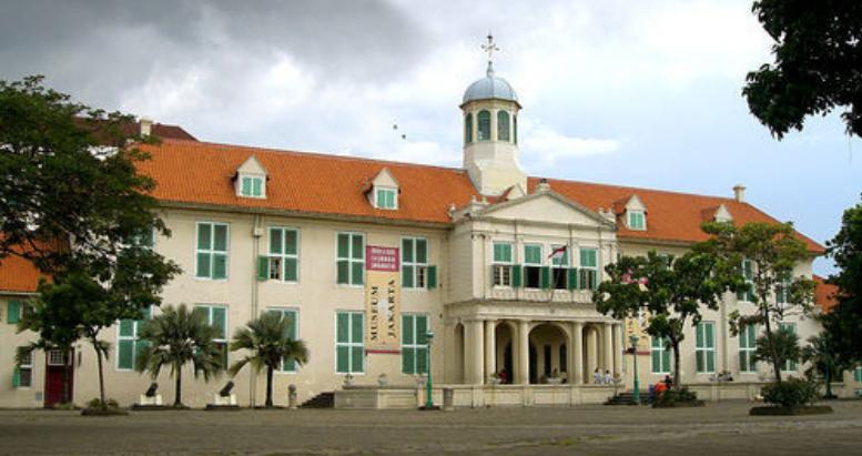Kota Tua Pesona Heritage di Jakarta