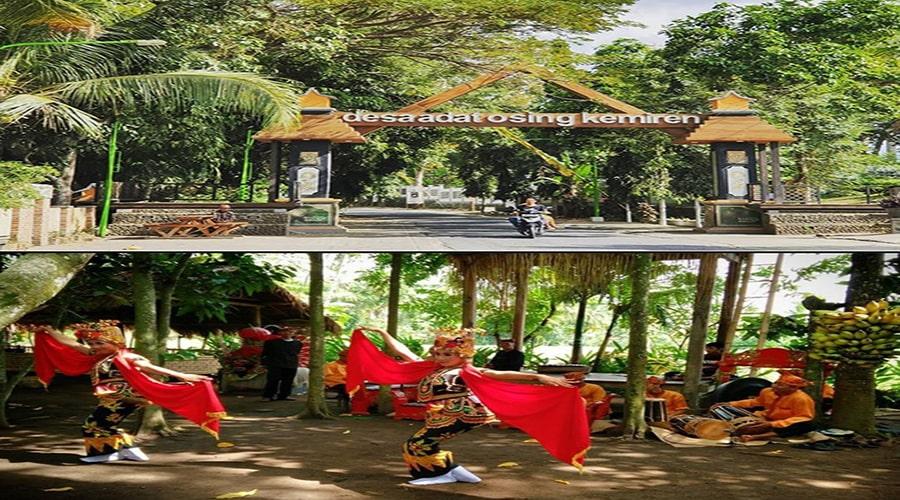 Mengenal Desa Wisata Osing Kemiren di Banyuwangi