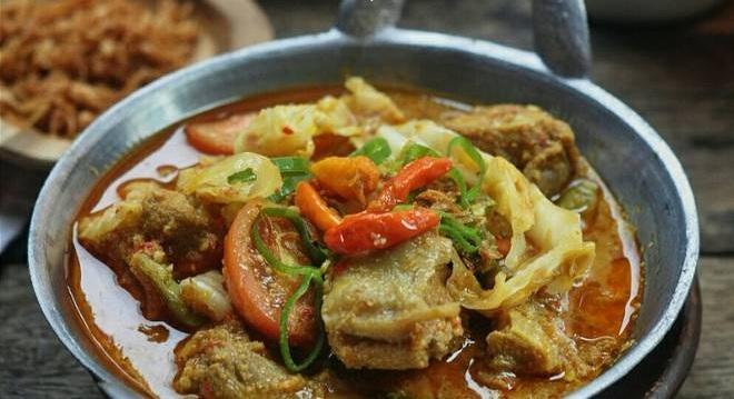Resep Tongseng Ayam yang Enak dan Mudah ala Dapur Sendiri