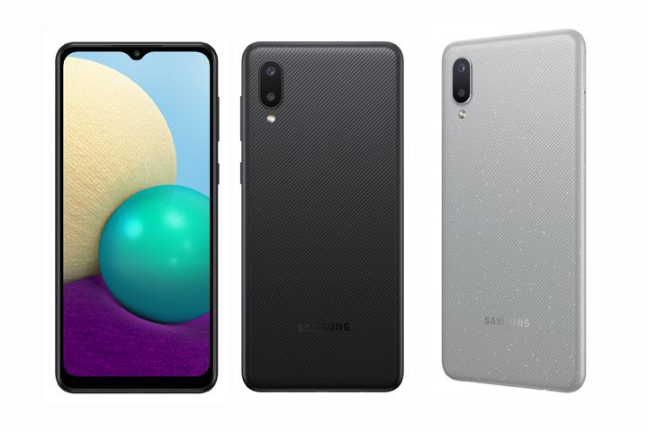 Samsung Galaxy A02 Andalkan Baterai dan Layar Besar Harga Rp14 Jutaan