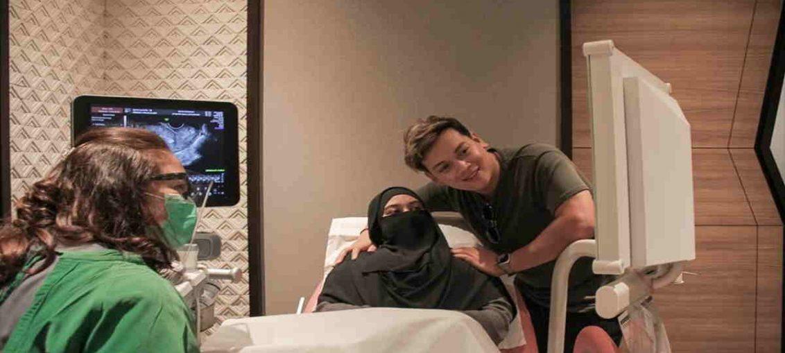 Wardah Maulida Hamil Anak Pertama Natta Rezza Resmi Jadi Ayah