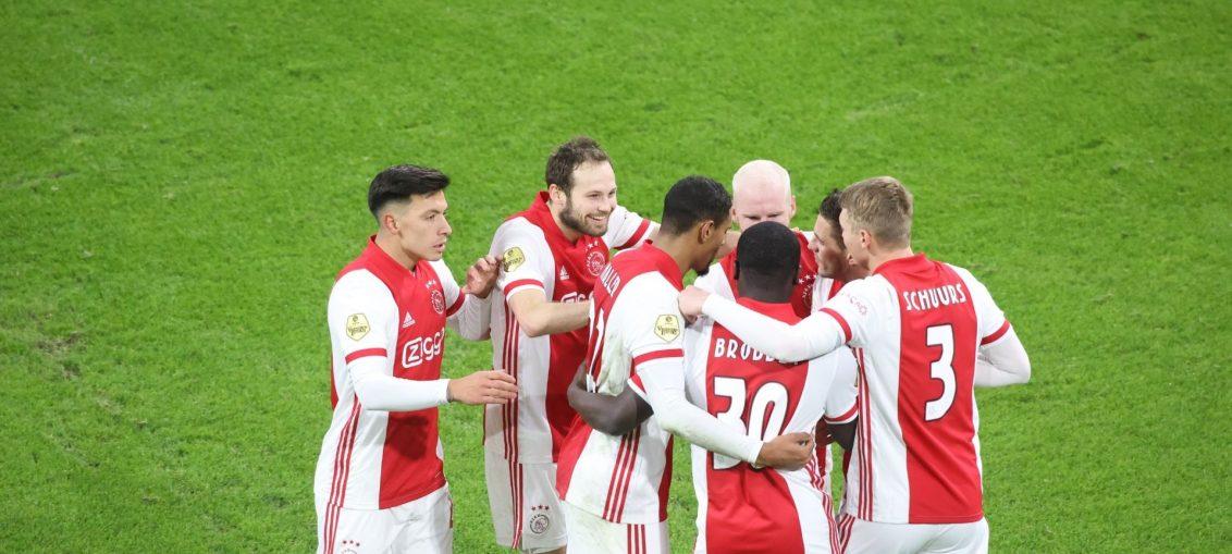Heerenveen Vs Ajax