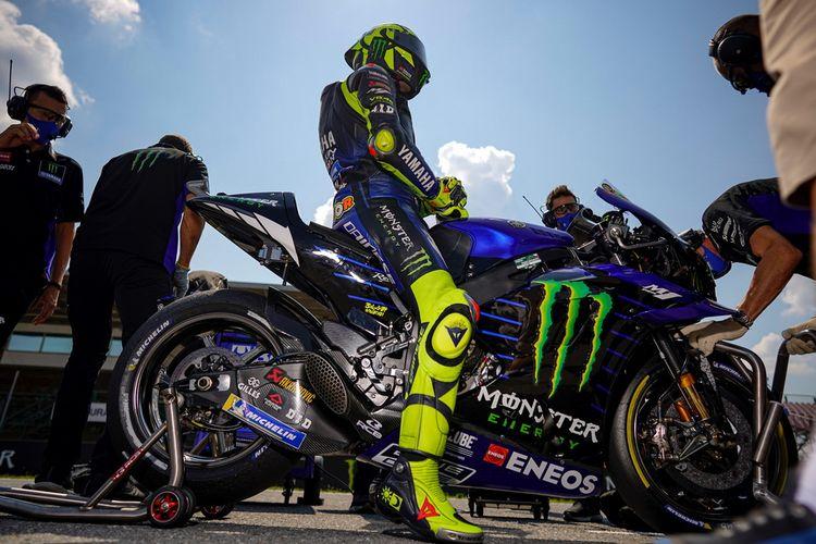 Raihan start terburuk Rossi yang dinobatkan sebagai veteran pembalap ternama asal Italia cukup mengejutkan banyak pihak.