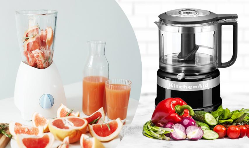 5 Merk Food Processor Yang Bagus untuk Dimiliki