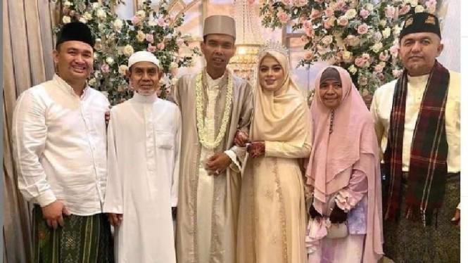 Ustaz Abdul Somad Menikah Lagi