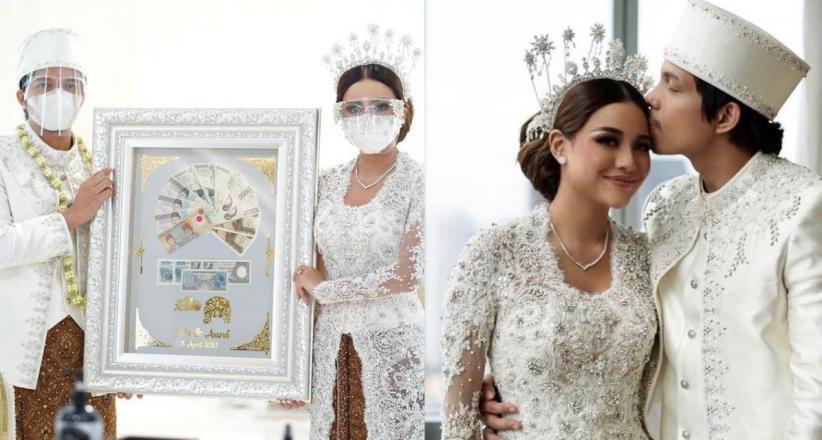 Pernikahan Atta dan Aurel