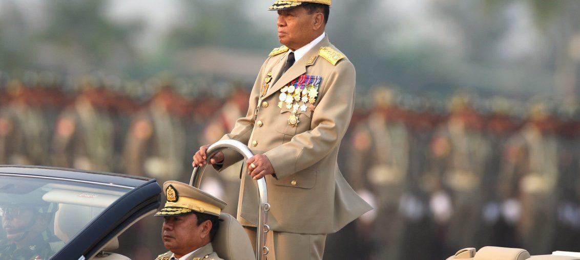Junta Militer Myanmar