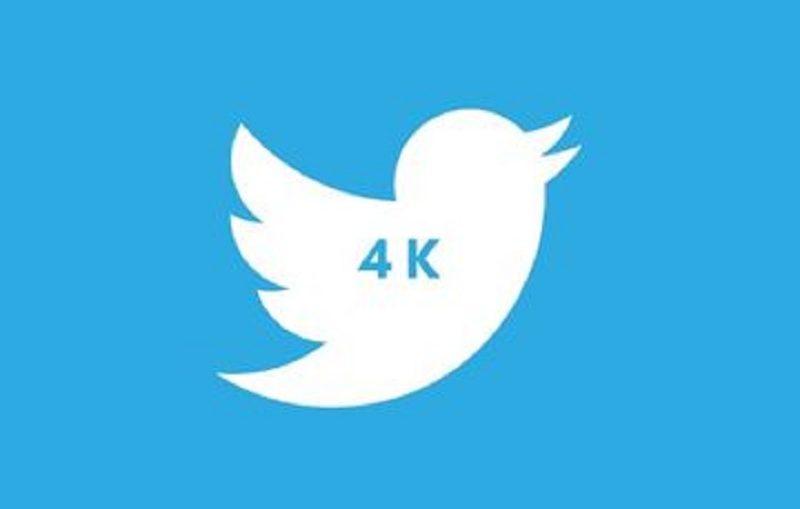 Fitur 4K Image di Twitter