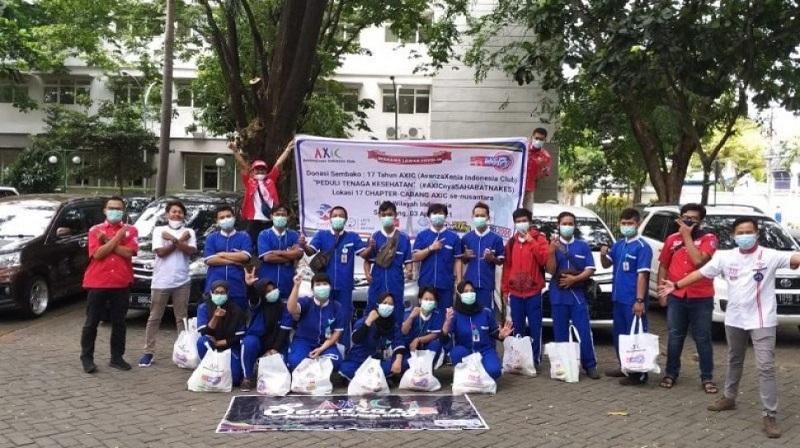 Komunitas Otomotif Avanza Xenia Indonesia Club Rayakan Hari Jadi