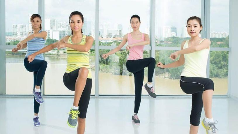 Manfaat Olahraga Senam Irama untuk Kesehatan Tubuh Anda