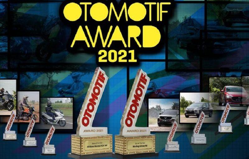 Otomotif Award 2021