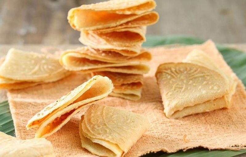 Resep Kue Semprong yang Renyah Lezat dan Mudah