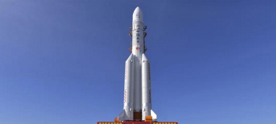 Roket Long March 5B