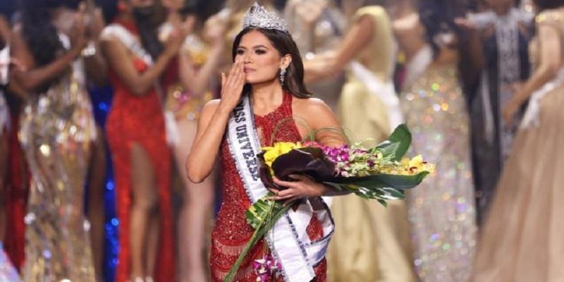 Mengenal Sosok Andrea Meza Miss Universe 2021 asal Meksiko