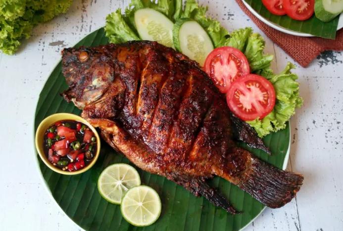 Resep Ikan Bakar Spesial untuk Buka Puasa dan Lebaran