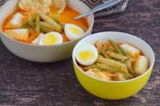 Resep Lontong Sayur Khas Daerah untuk Hidangan Spesial Lebaran