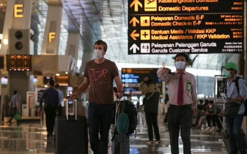 Larangan Perjalanan dari India