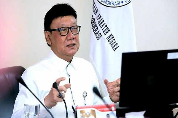 Posisi Wakil Menteri PAN RB Tjahjo Kumolo Setelah diteken Presiden