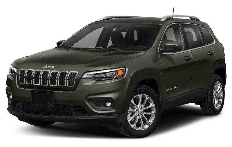 All New Jeep Cherokee Terbaru Spesifikasi dan Beraga Fitur Menarik