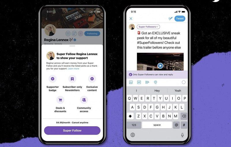 Fitur Super Follows dari Twitter Siap Rilis Kenali Beragam Fungsinya