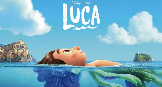 Luca 4 Film Disney Terbaru yang Seru Ditonton Bersama Keluarga