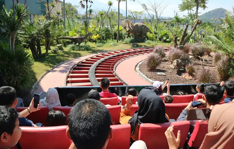 Taman Bermain di Indonesia Buat Liburan Akhir Pekan Paling Seru