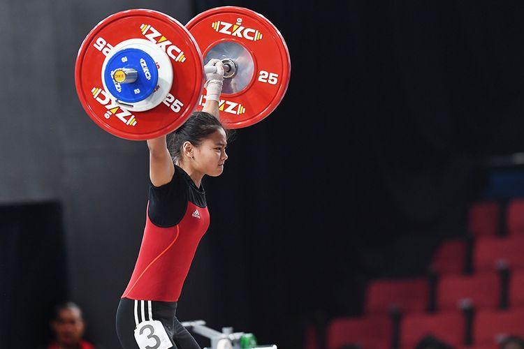 Medali Olimpiade Pertama Indonesia