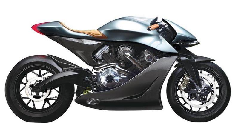 Aston Martin Produksi AMB 001 Hyperbike Berteknologi Canggih Bertenaga 180 HP