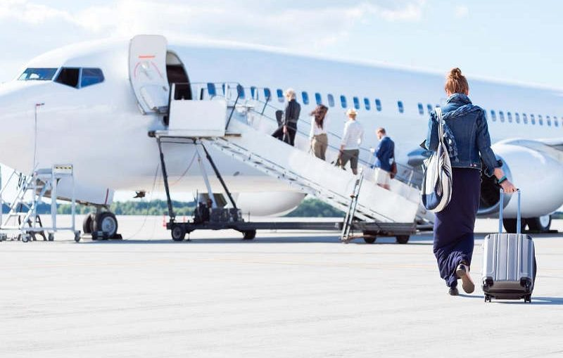 Syarat Naik Pesawat