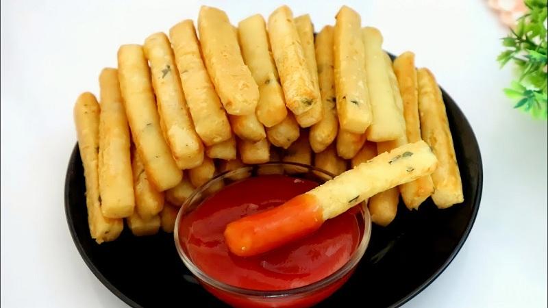 Membongkar Resep Potato Cheese Stick Lezat dan Sehat