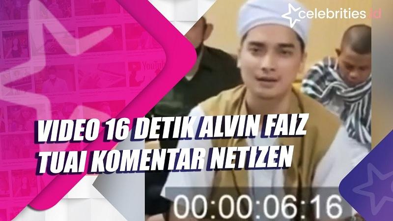 Alvin Faiz Akan Jalani Tes Narkoba