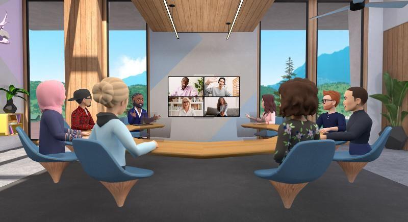Aplikasi Horizon Workrooms
