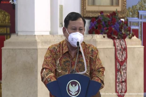 Prabowo Puji Kepemimpinan Jokowi