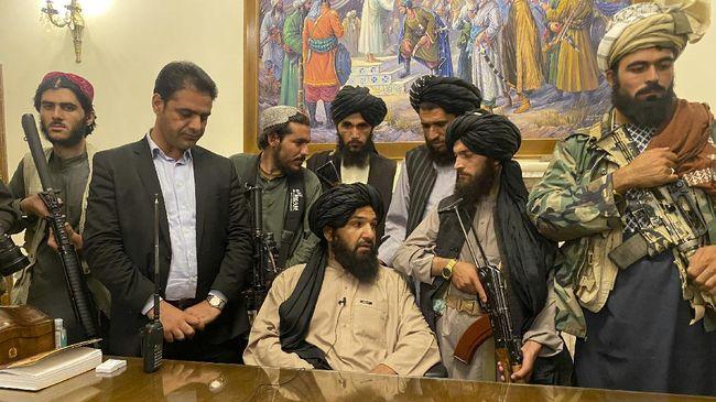 Taliban Pimpin afganistan