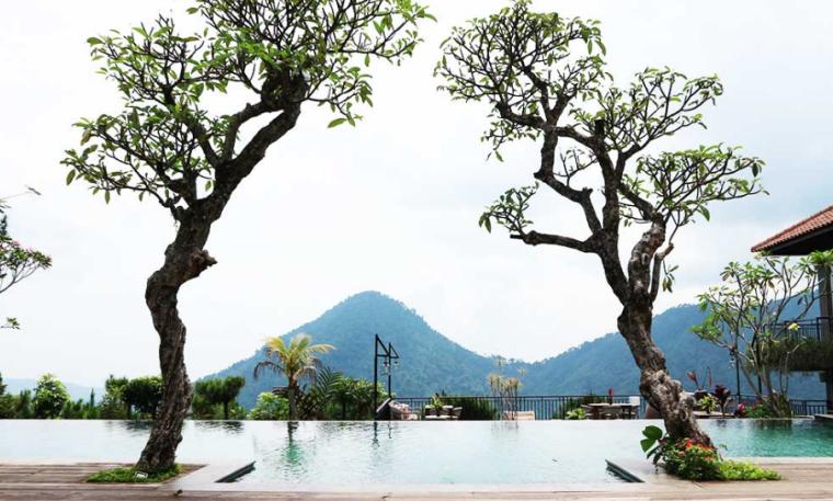 5 Tempat Staycation di Bogor yang Bernuansa ala Bali