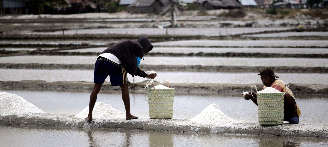 Indonesia Impor Garam