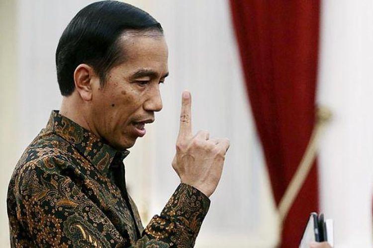 Jokowi Tolak Tiga Periode Jadi Presiden