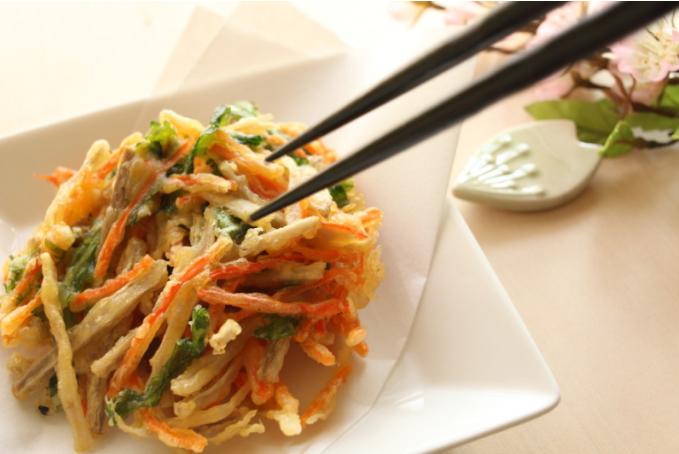 Resep Kakiage Bakwan Sayur ala Jepang yang Rasanya Gurih dan Krispi
