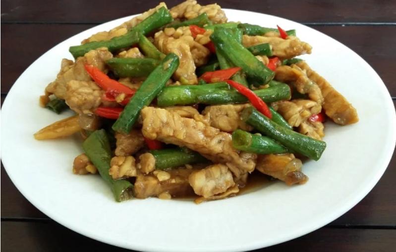 Resep Tumis Kacang Panjang Kaya Nutrisi Selain Lezat dan Praktis