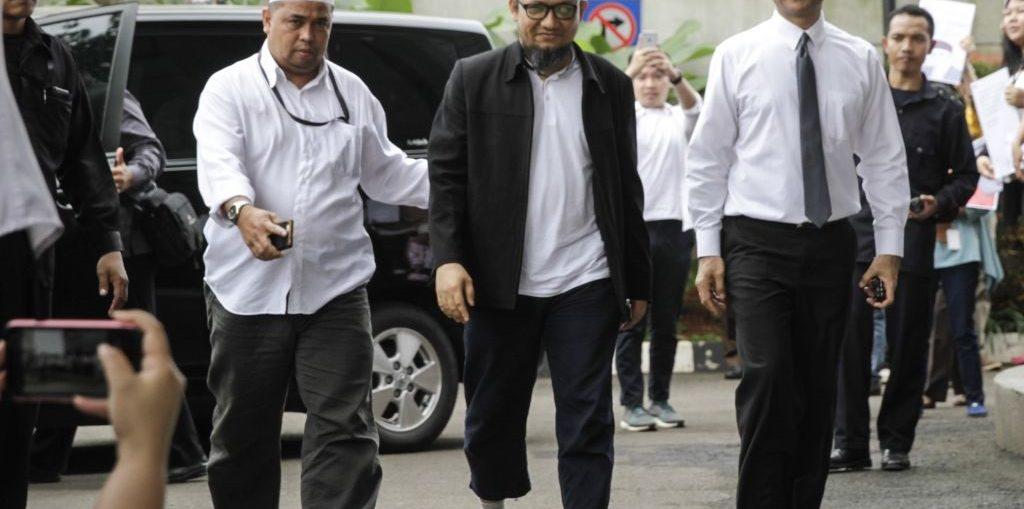 Seminggu Sebelum Novel Baswedan Cs Dipecat KPK